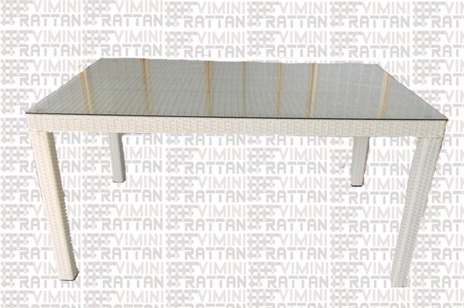 Tavolo In Rattan Bianco.Sc 1078 B 250 00eur Vimini Rattan Shop Hight Quality Products